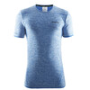 Craft Active Comfort RN SS Shirt Men Sweden Blue